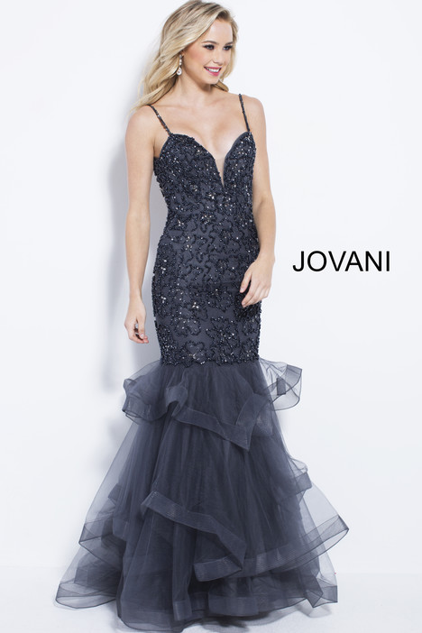 50405 gown from the 2018 Jovani collection, as seen on Bride.Canada
