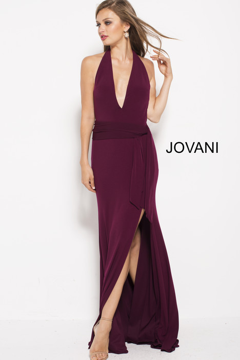 51827 gown from the 2018 Jovani collection, as seen on Bride.Canada