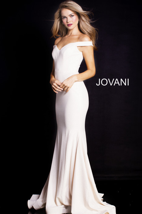 55187 gown from the 2018 Jovani collection, as seen on Bride.Canada