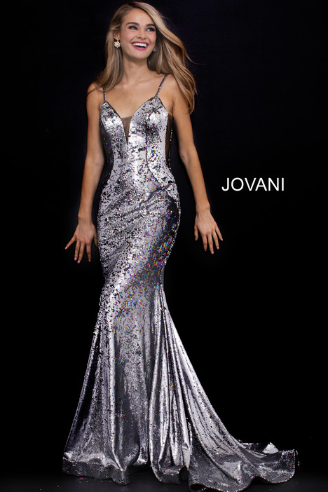 56897-b gown from the 2018 Jovani collection, as seen on Bride.Canada
