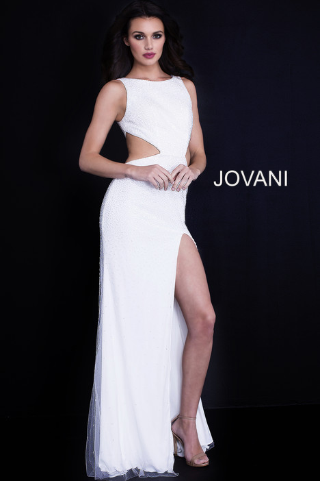 59655 gown from the 2018 Jovani collection, as seen on Bride.Canada