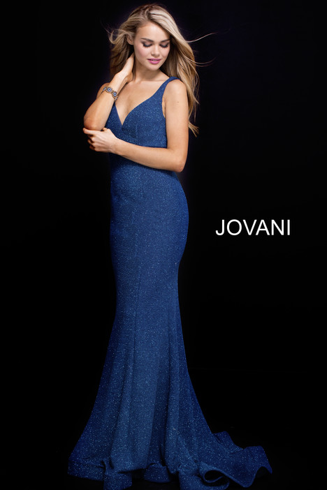 59700 gown from the 2018 Jovani collection, as seen on Bride.Canada