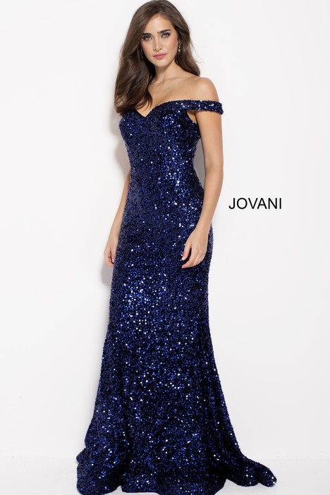 60003 gown from the 2018 Jovani collection, as seen on Bride.Canada