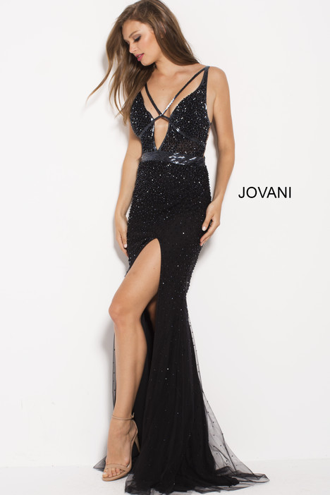60404 gown from the 2018 Jovani collection, as seen on Bride.Canada