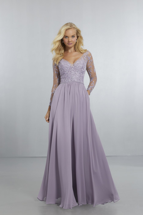 21561 gown from the 2018 Morilee Bridesmaids collection, as seen on Bride.Canada