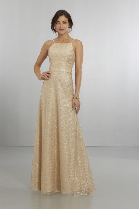 21564 gown from the 2018 Morilee Bridesmaids collection, as seen on Bride.Canada