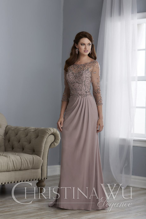 17869 gown from the 2018 Christina Wu: Elegance collection, as seen on Bride.Canada