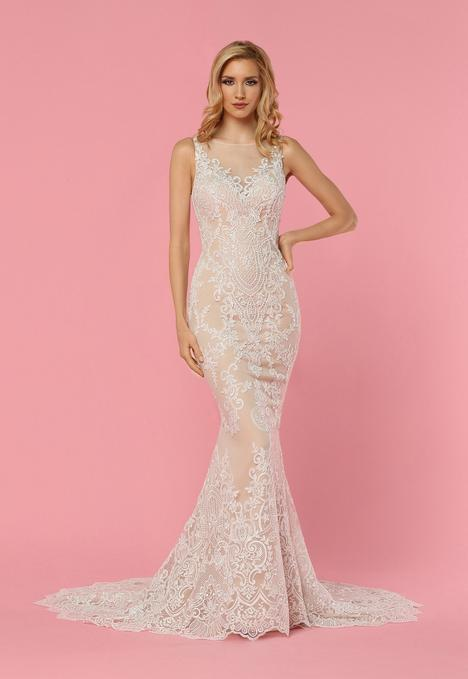 50439 gown from the 2017 DaVinci collection, as seen on Bride.Canada