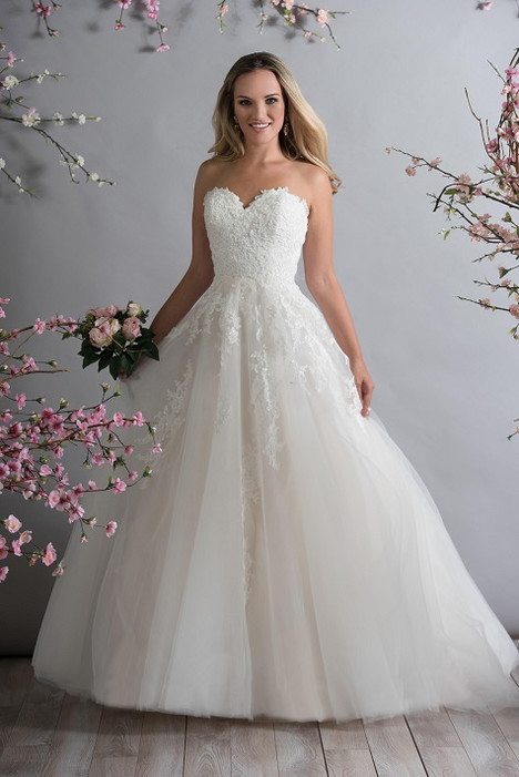 gown from the 2018 Bridalane collection, as seen on Bride.Canada