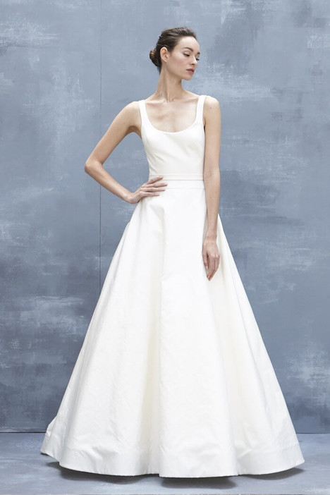 Brent gown from the 2018 Amsale collection, as seen on Bride.Canada