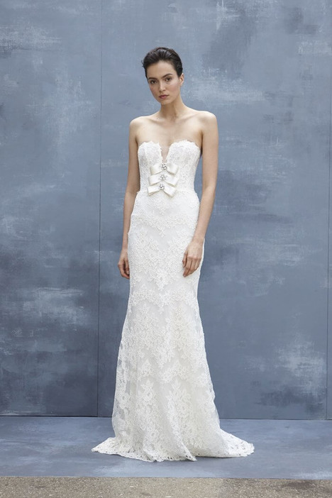 Laurel gown from the 2018 Amsale collection, as seen on Bride.Canada