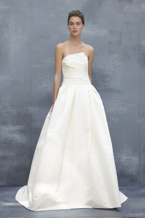 Logan gown from the 2018 Amsale collection, as seen on Bride.Canada