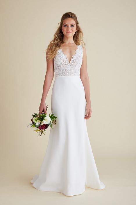 Splendor gown from the 2018 Astrid & Mercedes collection, as seen on Bride.Canada