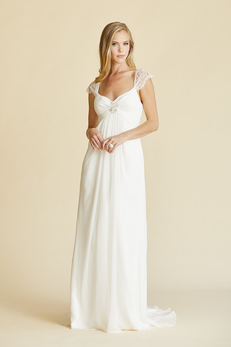 Baileys Muse gown from the 2018 Amy Kuschel collection, as seen on Bride.Canada