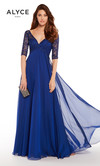 Alyce Paris : Mother of the Bride 27269 (Sapphire)