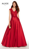 Alyce Paris : Mother of the Bride 27278 (Crimson)