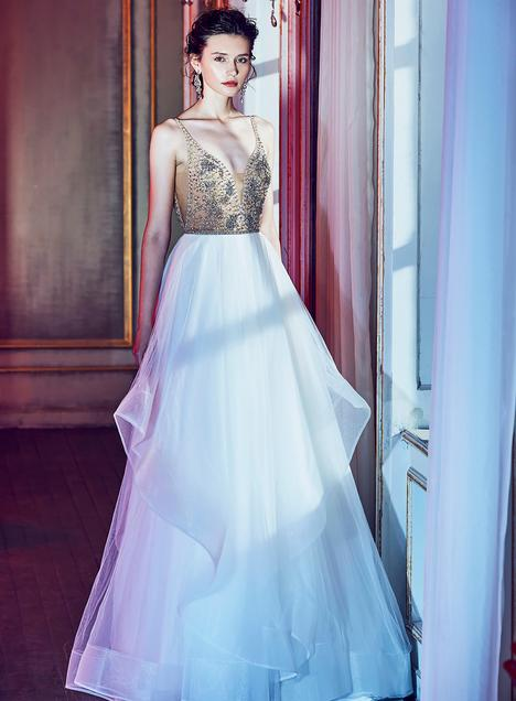 Summer (LA8119) gown from the 2018 L'Amour by Calla Blanche collection, as seen on Bride.Canada
