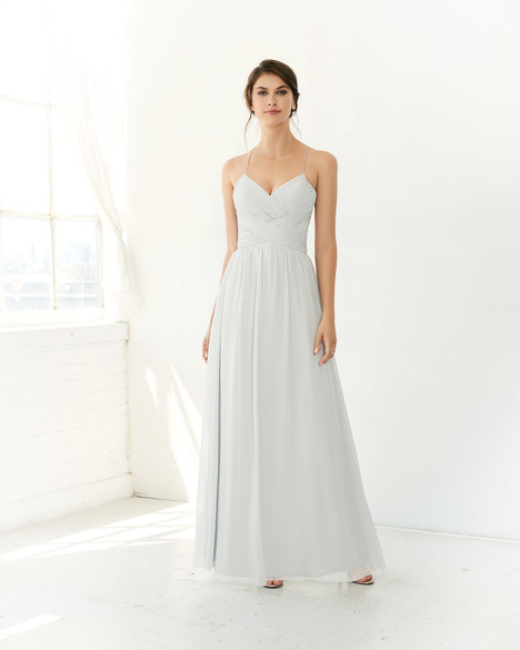 5317L gown from the 2018 Colour by Kenneth Winston collection, as seen on Bride.Canada