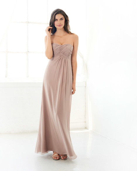 5320L gown from the 2018 Colour by Kenneth Winston collection, as seen on Bride.Canada