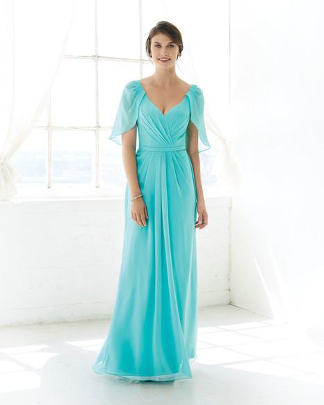 5323L gown from the 2018 Colour by Kenneth Winston collection, as seen on Bride.Canada