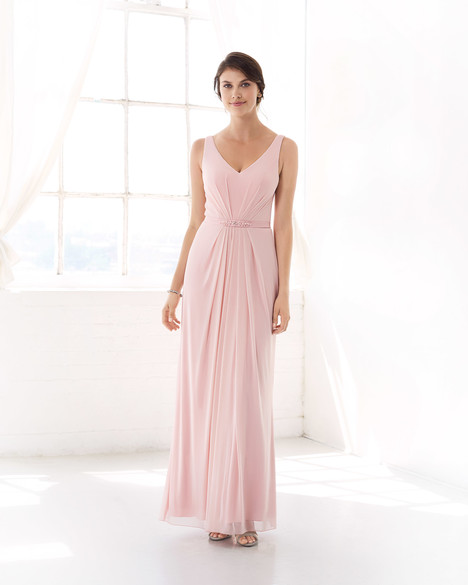 5329L gown from the 2018 Colour by Kenneth Winston collection, as seen on Bride.Canada