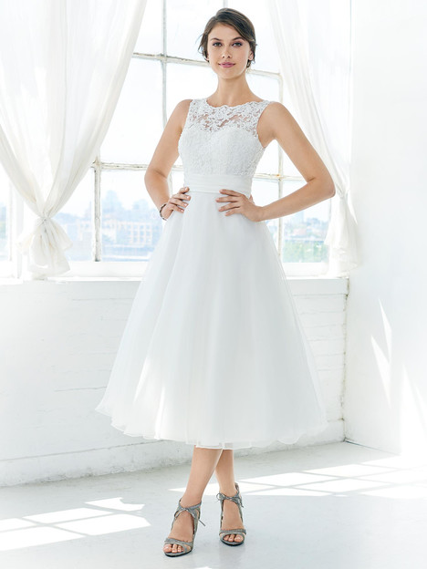 GA2310 gown from the 2018 Ella Rosa: Gallery collection, as seen on Bride.Canada