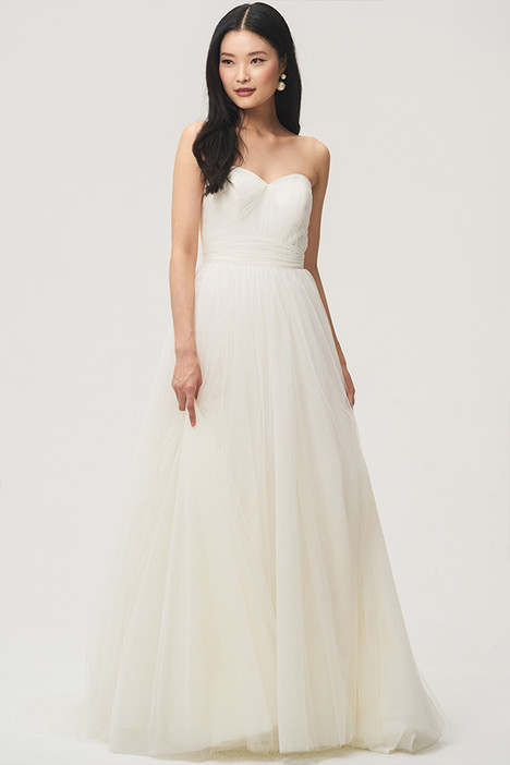 Everly gown from the 2018 Jenny by Jenny Yoo collection, as seen on Bride.Canada