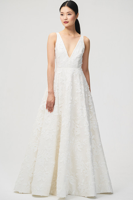 Lela gown from the 2018 Jenny by Jenny Yoo collection, as seen on Bride.Canada