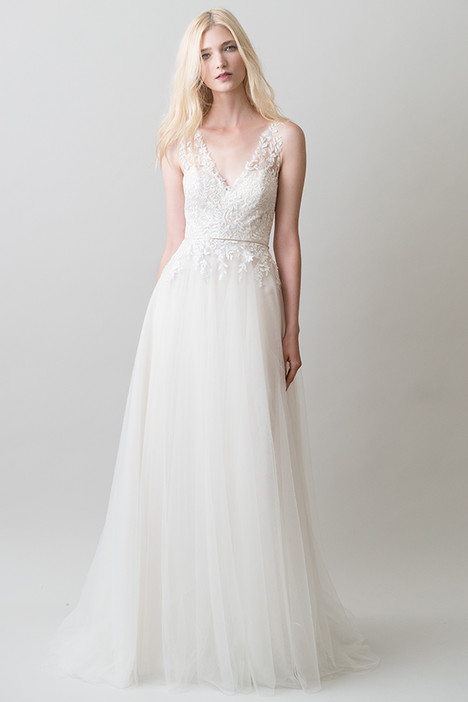 Savannah gown from the 2017 Jenny by Jenny Yoo collection, as seen on Bride.Canada