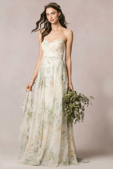Sophia gown from the 2016 Jenny by Jenny Yoo collection, as seen on Bride.Canada
