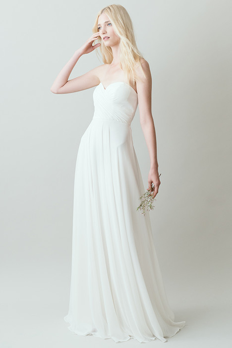 Stella gown from the 2017 Jenny by Jenny Yoo collection, as seen on Bride.Canada