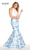Alyce Paris 601782 (Blue Print)