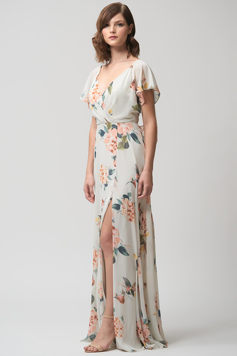 Alanna (Ohana) gown from the 2018 Jenny Yoo Bridesmaids collection, as seen on Bride.Canada