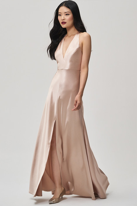 Corrine gown from the 2018 Jenny Yoo Bridesmaids collection, as seen on Bride.Canada