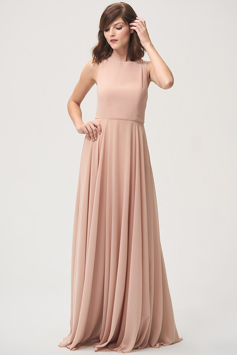 Elizabeth gown from the 2018 Jenny Yoo Bridesmaids collection, as seen on Bride.Canada
