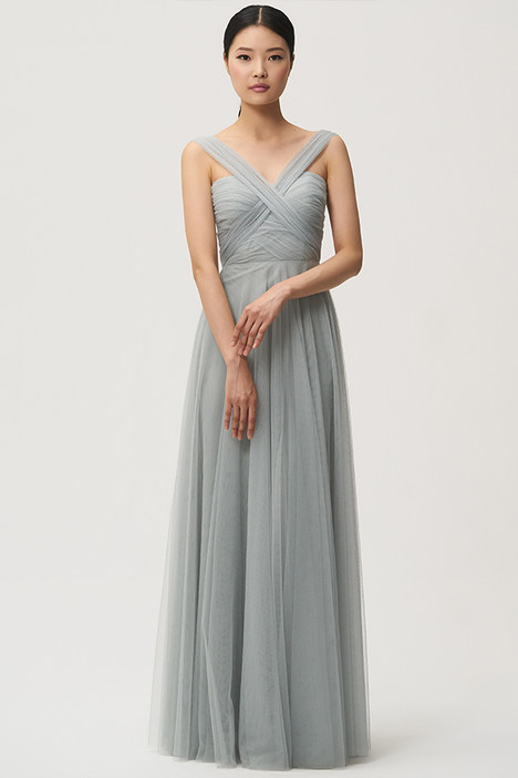 Julia (Morning Mist) gown from the 2018 Jenny Yoo Bridesmaids collection, as seen on Bride.Canada