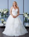 Romantic Bridals: Curvy Bride