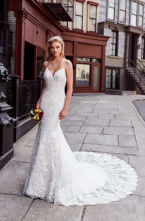 Athena (K1831) gown from the 2018 KittyChen Couture collection, as seen on Bride.Canada
