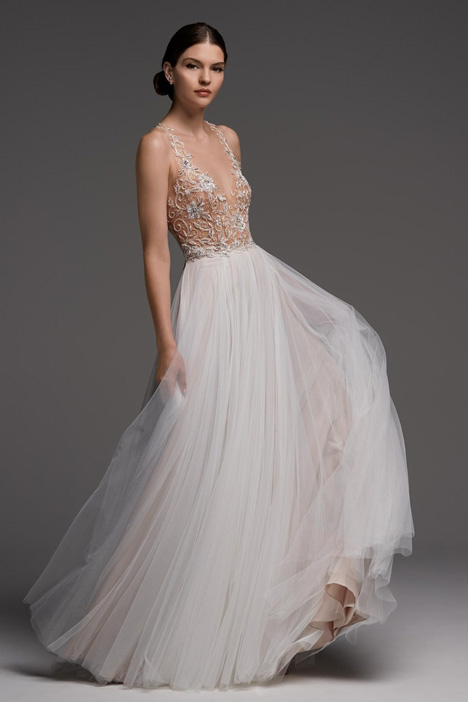 Wessex gown from the 2018 Watters Brides collection, as seen on Bride.Canada