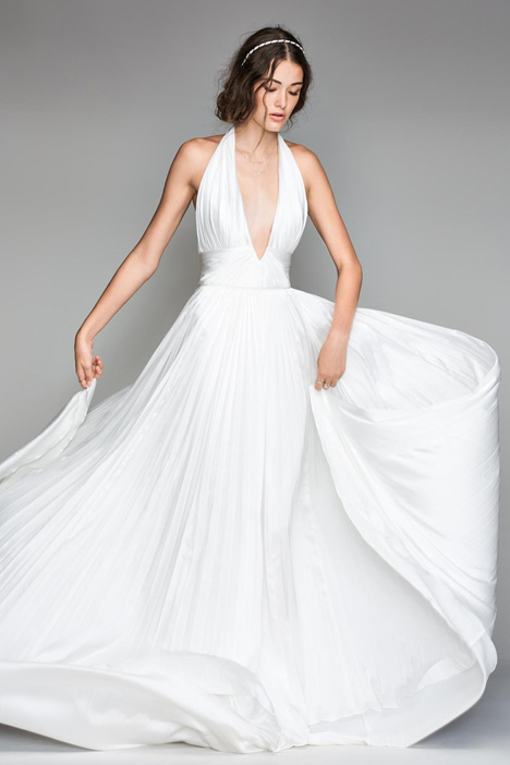 Badri gown from the 2018 Watters: Willowby collection, as seen on Bride.Canada