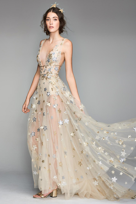 Orion gown from the 2018 Watters: Willowby collection, as seen on Bride.Canada