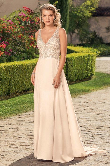 Rosa gown from the 2018 Casablanca Bridal collection, as seen on Bride.Canada