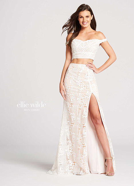 EW118059 gown from the 2018 Ellie Wilde collection, as seen on Bride.Canada