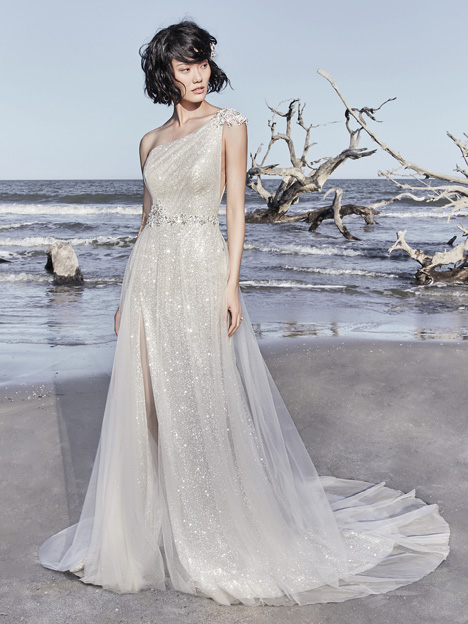 Ronelle gown from the 2018 Sottero and Midgley collection, as seen on Bride.Canada