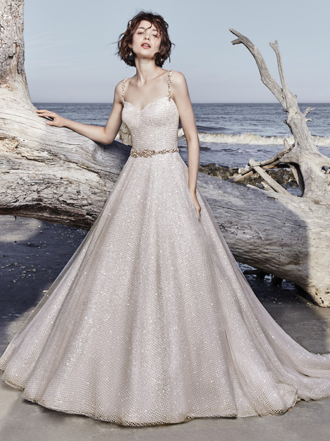 Vidette gown from the 2018 Sottero and Midgley collection, as seen on Bride.Canada