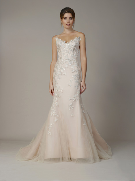 7804 gown from the 2018 Liancarlo collection, as seen on Bride.Canada