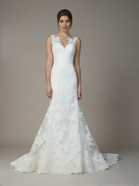 7806 gown from the 2018 Liancarlo collection, as seen on Bride.Canada