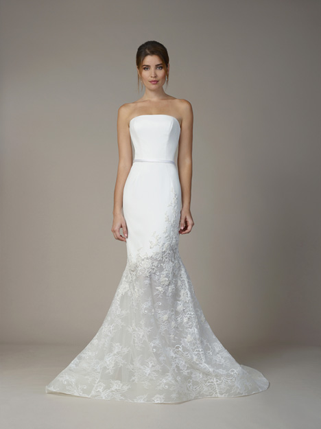 7808 gown from the 2018 Liancarlo collection, as seen on Bride.Canada