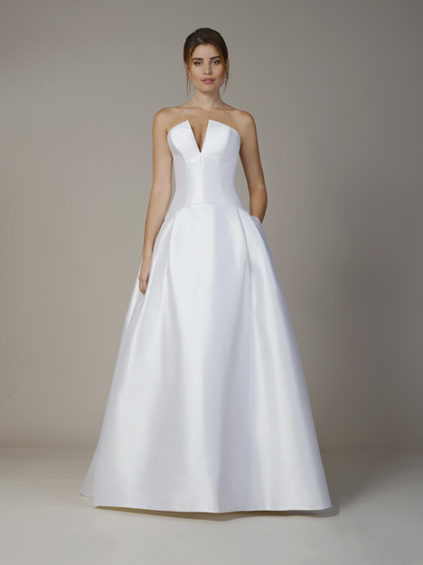 7810 gown from the 2018 Liancarlo collection, as seen on Bride.Canada