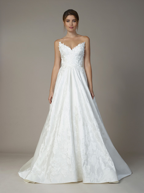 7813 gown from the 2018 Liancarlo collection, as seen on Bride.Canada